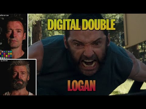 Logan (2017) - X-24 Digital Double - VFX Breakdown - by Image Engine