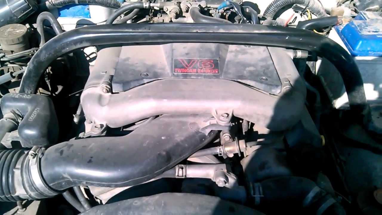 Стук двигателя H25A Suzuki Escudo