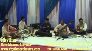 Download Hindi Video Songs - Classical Instrumental by Rhythm Orchestra of Kalpesh Vyas Chetan Vyas