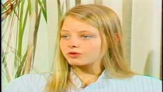 Jodie Foster entrevista