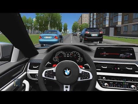 City Car Driving Bmw M5 F90 Street Racing Video S Youtube Na