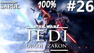 Zagrajmy w Star Wars Jedi: Upadły Zakon PL (100%) odc. 26 - Bagno poświęcenia