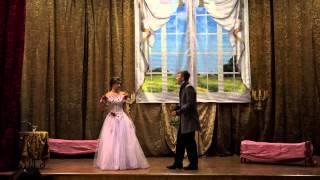 Спектакль о жизни и творчестве М.Ю. Лермонтова «Он весь недопетая песня…»