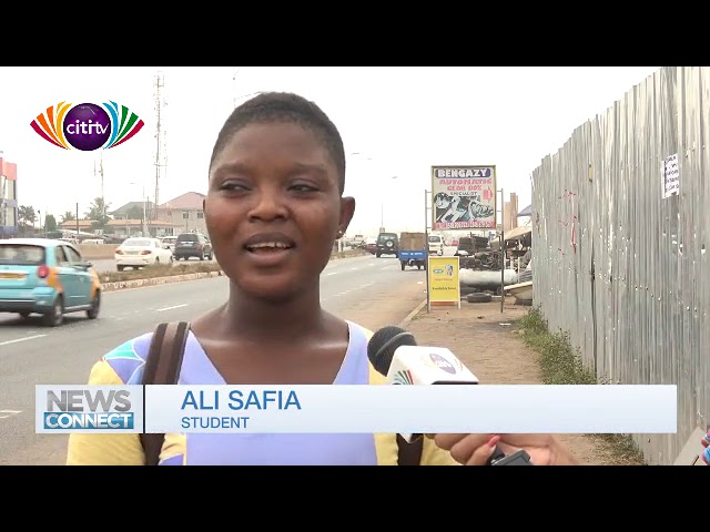News Connect: Madina residents talk about how well footbridges in Madina-Adenta are being built