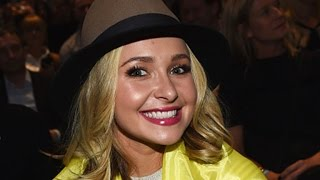 Hayden Panettiere Is All Smiles in First Appearance Following Treatment for Postpartum Depression