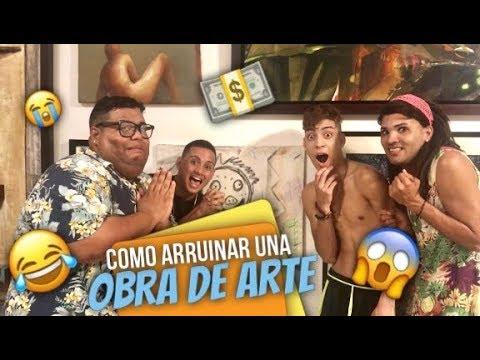 LA OBRA DE ARTE 👨🏼🎨 (TETO, HERIBERTO, MISURI KIRAIKA, ALVAREZ)
