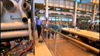 Documentário Sobre a Fabricação de Locomotivas GE
