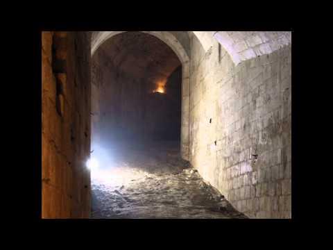 Caen castel subterranean virtual visit