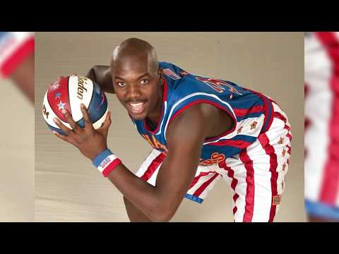 Big Easy's Journey to the Harlem Globetrotters