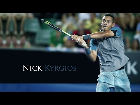 Nick Kyrgios - Only Scratching The Surface [HD]