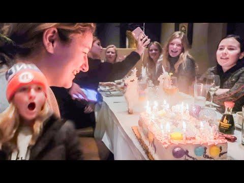 EMOTIONAL BIRTHDAY SURPRISE (VLOGMAS DAY 2)