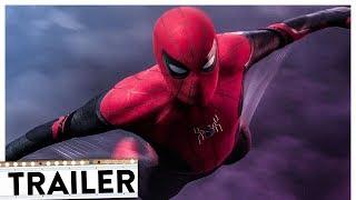 SPIDER-MAN: FAR FROM HOME Trailer Deutsch German (HD)