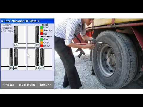 E-Tyre Manager (Tyre Management with RFID)