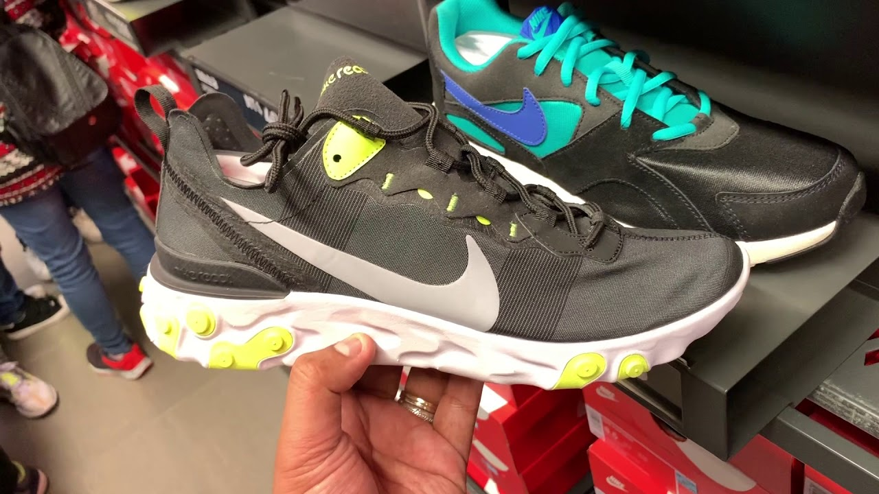 menta invadir Fiesta  NIKE OUTLET SHOPPING IN TAIWAN!!! (MITSUI OUTLETS) - YouTube