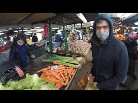 Farmer's Market, Green Market, Skopje, Macedonia