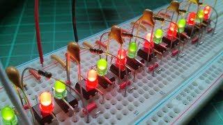 Opto-Isolator Oscillator