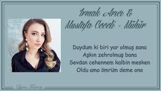 Irmak Arıcı & Mustafa Ceceli - Mühür / Şarkı Sözleri (Lyrics) Resimi