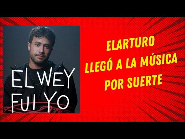 ElAlrturo nos presenta su propuesta musical - El Aviso Magazine 2021