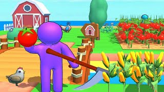 ALL LEVELS in Farm Land Game! screenshot 1