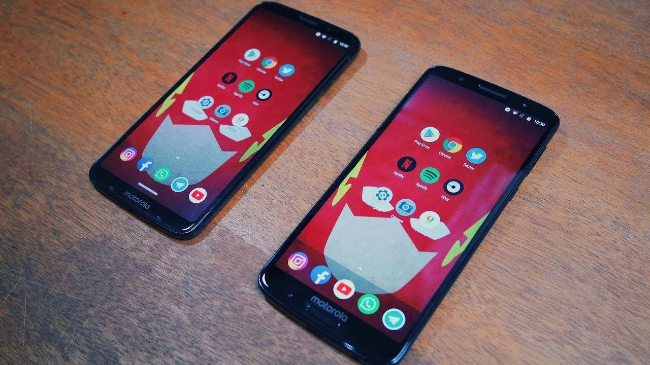 Motorola Moto Z3 Play Vs Moto G6 Plus Motorola Moto G6 Plus Vs Motorola Moto Z3 Play Comparison How To Root The Oneplus One