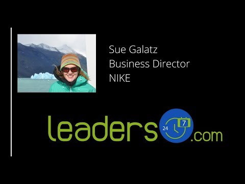 Why Read - Sue Galatz - Nike