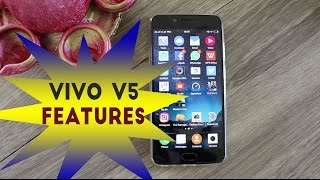 Vivo V5 Features, Tips and Tricks