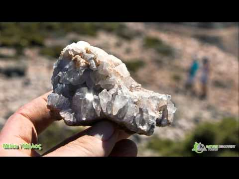Greek volcanoes & minerals