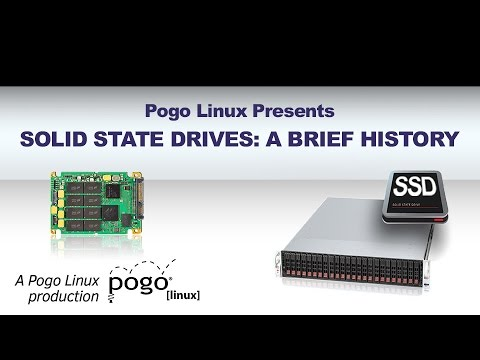 A Brief History of Solid State Drives (SSD)