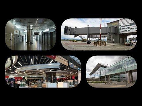 Entregan obras de ampliación del aeropuerto El Dorado  Bogotá, D. C. 2017