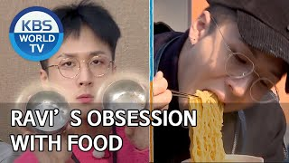 Ravi's Obsession with Food [Editor's Picks / 2 Days & 1 Night Season 4]