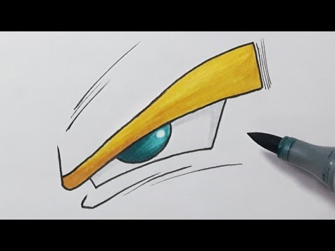 how-to-draw-a-dragon-ball-z-eye---step-by-step