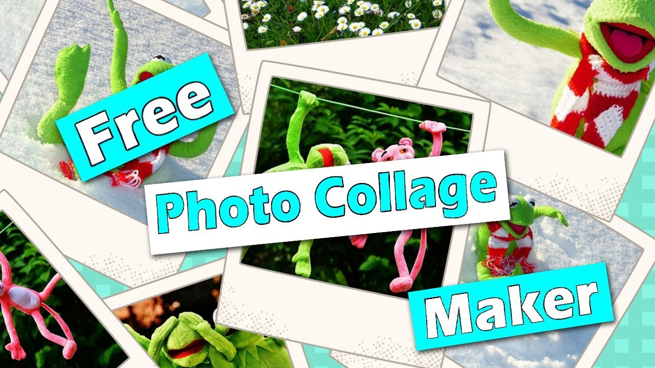 Free Online Photo Collage Maker - Canva - YouTube
