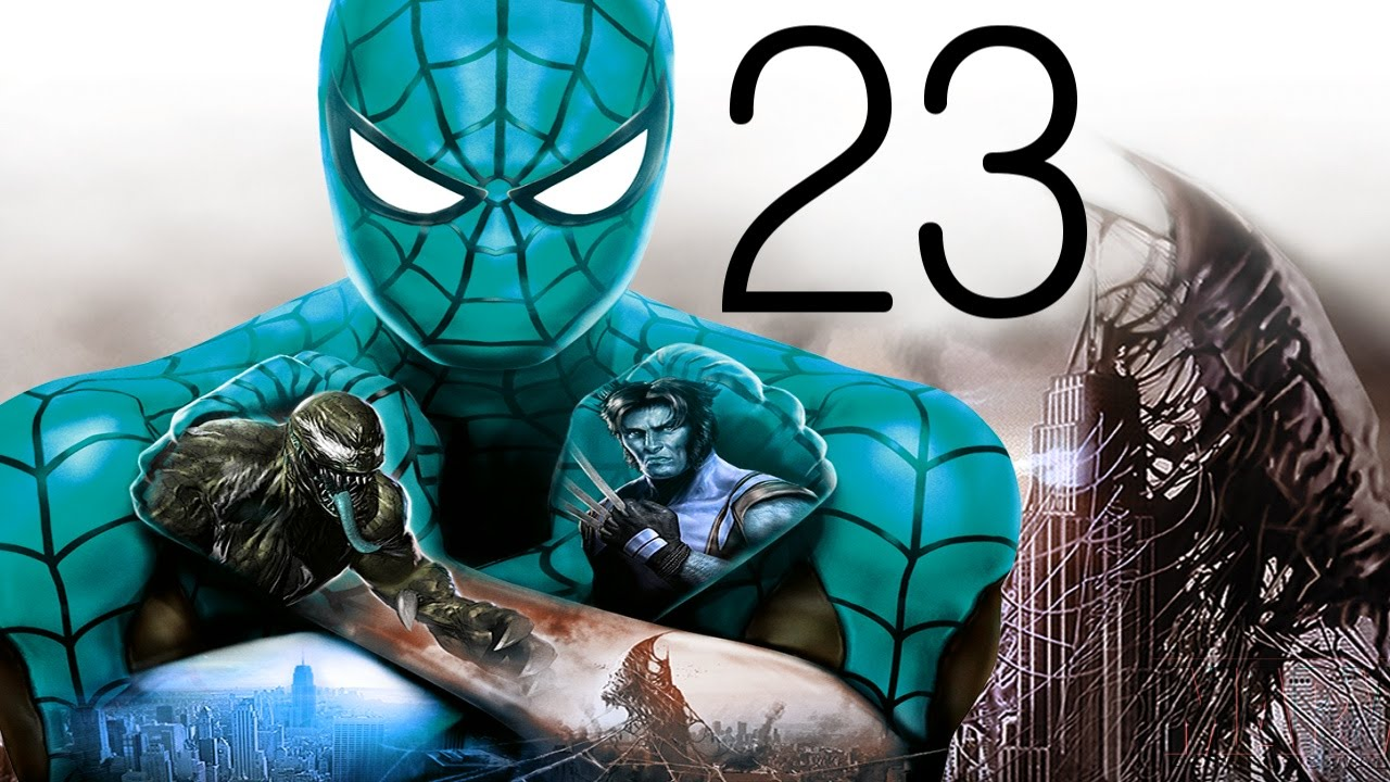 Spider-Man: Web of Shadows - Walkthrough Part 23 - Shock ...