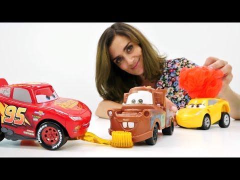 Koche Nudeln Für McQueen! Videos Für Kinder