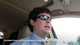 Crenshaw County, Alabama Marijuana Drug Crime Attorney -Drug Charge Marijuana Lawyer Crenshaw County