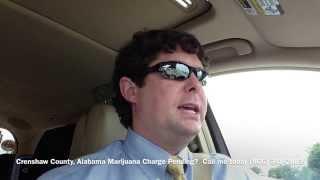 Crenshaw County, Alabama Marijuana Drug Crime Attorney -Drug Charge Marijuana Lawyer Crenshaw County