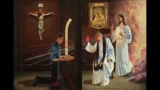 Drugi dzień - kazanie rekolekcyjne - Ja jestem światłością świata - (J 8, 12-20)