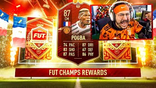 OMG I PACKED RED POGBA!! FIFA 21