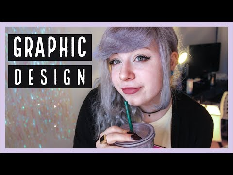 GRAPHIC DESIGN DEGREE & CAREER | My experience + Tips!