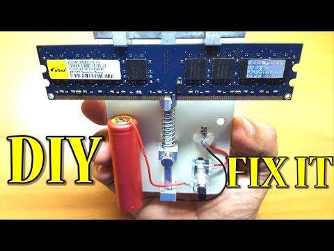 DIY How to fix ram