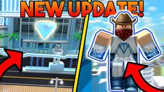 NEW JEWELRY STORE, HEROES, VEHICLE SKINS, CODE, GOLDEN TREASURE CHEST, ETC! | ROBLOX: Mad City