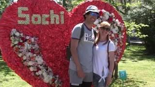 В Сочи прошёл Международный фестиваль цветов. Новости Сочи Эфкате