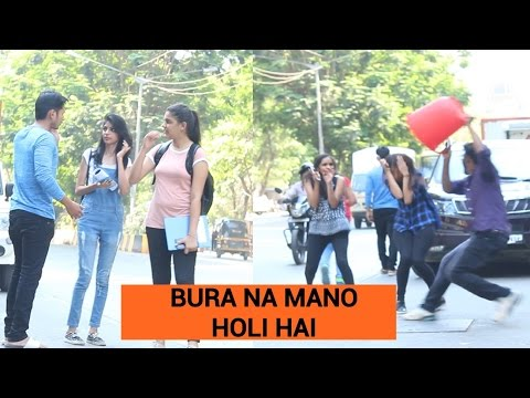 Bura Na Mano Holi Hai - Holi Prank by Funk You