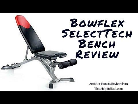 Bowflex SelectTech Bench - Honest Review by Actual User