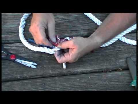 Rope Splicing