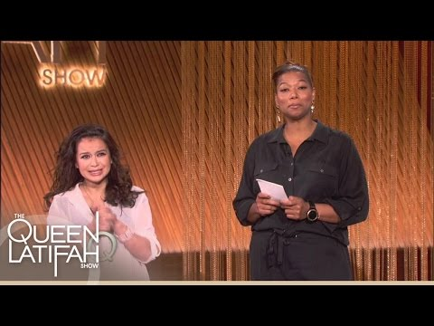 What Would Sherri Shepherd Say? | The Queen Latifah Show