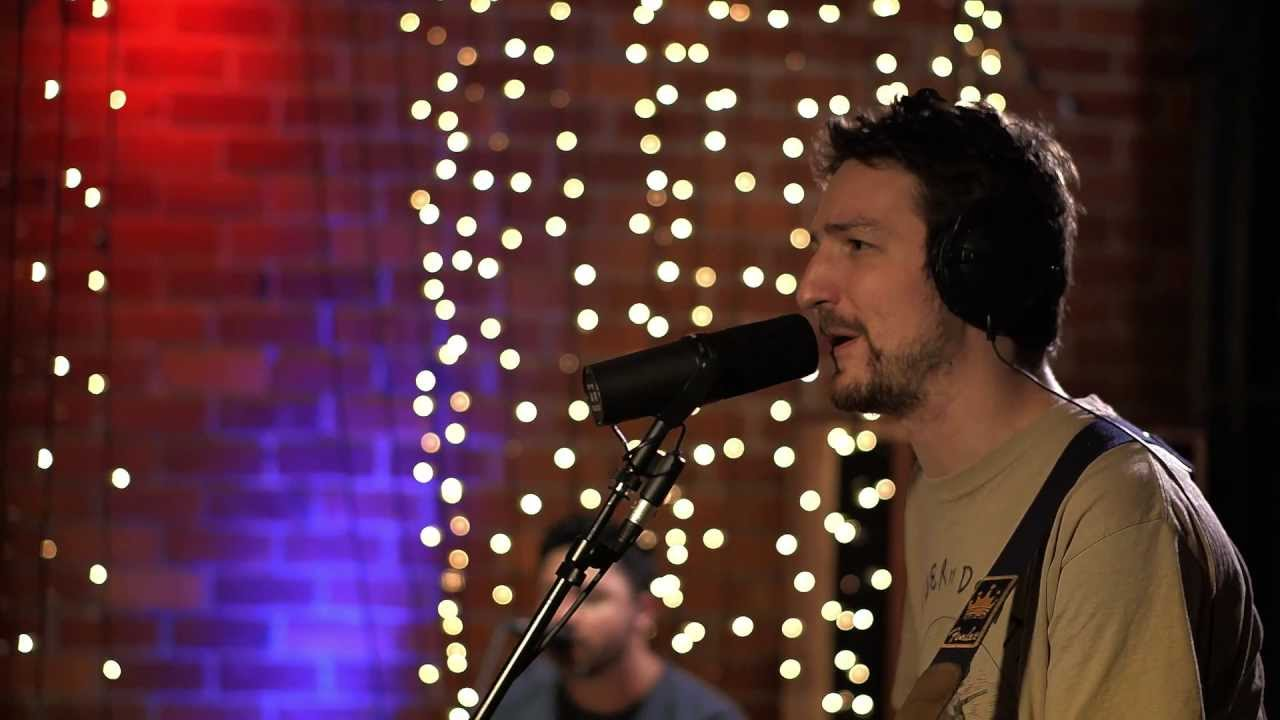 In Session: Frank Turner - Polaroid Picture - YouTube