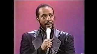 Marvin Gaye on soul train