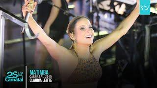 Baixar Matimba  - Claudia Leitte [Carnatal 2015] - mundoleitte.com