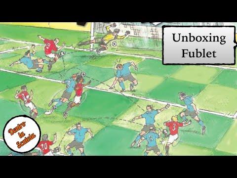 Fublet - unboxing #059